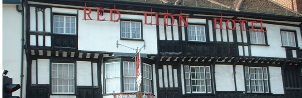 Red Lion Hotel Private Ghost Hunt