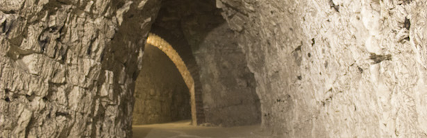 Unrestored Fort Amherst Ghost Hunt
