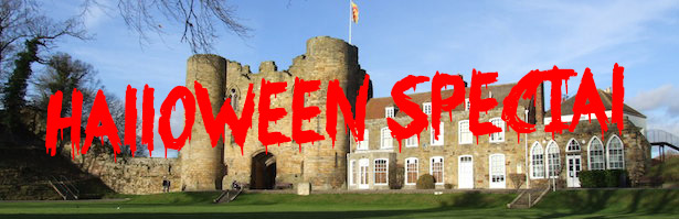 Halloween Special at Tonbridge Castle